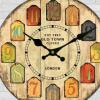 欧式创意装饰钟表