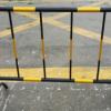 铁马临时护栏 铁马护栏 不锈钢铁马 黄黑铁马