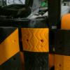 交通设施橡塑减速板