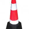 橡胶反光交通路锥