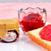 舒芙蕾草莓酱早餐面包果酱