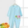 新生儿衣服0-6个月纯棉宝宝哈衣夏季初生婴儿连体衣