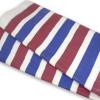红白蓝三色布篷布防水防雨防晒遮阳彩条布