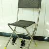 高档不锈钢炮台垂钓椅