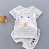 韩版小童套装婴儿宝宝衣服潮
