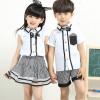 儿童夏装幼儿园园服小学生班服