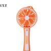 厂家直销柠檬风扇带移动电源小风扇USB充电手持风扇儿童小风扇