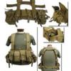 腰带防护多兜多功能作战马甲
