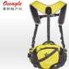 奥斯格多功能户外登山骑行双肩贴身腰包