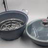 麦饭石真空节能养生锅