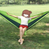 户外降落伞布单双人加厚吊床