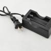 厂家直销强光手电筒充电器 智能双槽双排