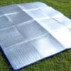 双面铝膜防潮垫 野餐垫