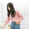 韩版高腰修身显瘦弹力打底喇叭裤 女款休闲长裤子女装秋季新款