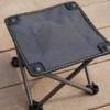便携折叠椅 灰色沙滩钓鱼椅