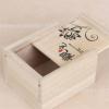 手工皂盒木肥皂盒 实木带盖旅行皂盒