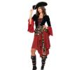万圣节加勒比海盗装女cosplay角色扮演 化妆舞会派对舞台ds演出服
