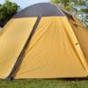 牧高笛冷山4 双层航空铝杆带门厅3-5人野外露营户外帐篷