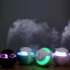 新品夜精灵加湿器创意桌面USB加湿器
