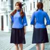 五四青年民国装毕业复古写真演出拍照纪念学生装女古装演出服套装
