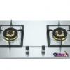燃气灶货源全进风拉丝面板嵌入式燃气灶