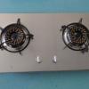 xinrili不锈钢纳米技术嵌入式双灶