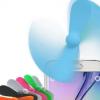 安卓usb迷你手机小风扇 5S/6micro接口随身小风扇