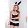 万圣节兔女郎扮演服 欧美酒吧角色扮演服 情趣性感居家服 服装兔