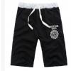 2015外贸男式短裤 男士5分裤 男女五分沙滩裤 男装韩版短卫裤