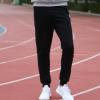 运动长裤男秋季2016新款修身小脚休闲裤哈伦针织大码卫裤厂家直销