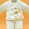 2017新款儿童棉服套装加绒加厚秋冬季宝宝童装棉衣婴幼儿保暖套装