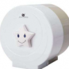 北奥笑脸小卷纸盒 卫生间厕纸盒小卷纸盒 塑料防水纸巾筒
