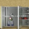 阿诺德卫浴供应304不锈钢浴室柜子 卫生间镜柜带置物架 多功能柜