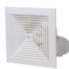 佛山东富12寸家用管道排气扇300*300吸顶式排气扇管道家用换风扇