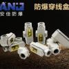 BHC铸铝防爆穿线盒三通 4分6分一寸YHXE直通四通弯通元宝通批发