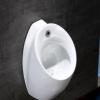 厂家批发 挂式立式小便斗挂便器 红外线感应配件陶瓷小便器小便池