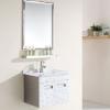 【热销产品】佛山卫浴厂家直供不锈钢JL-8166浴室柜 洗手盆组合柜