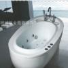 专业生产销售 1800*950*690mm椭圆形独立浴缸 att-822按摩浴缸