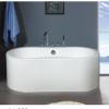 高档时尚家居卫浴洁具 ATT-866现代一体浴缸