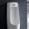 批发工程普通小便斗 一体感应小便池自动感应 小便器落地式尿兜