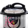 索密斯电压力锅智能5L6L容量高压锅 多功能土豪金电压力煲