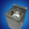 手术室实验室专用感应洗手池厂家 不锈钢医用感应单人洗手池 定做