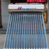 批发家用太阳能热水器 不锈钢内胆彩板外壳 喷塑支架 智能控制