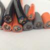 杭州昭朔电缆,柔性拖链耐磨电缆,优质PUR4*0.5平方