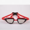 时尚设计 物理永久防雾泳镜 3D游泳眼镜装备 成人防水