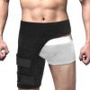 厂家直销护大腿登山运动护具防肌肉拉伤护臀跑步护腿护腰篮球护具