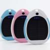 礼品LOGO定制 三防太阳能充电宝 5000毫安魔镜三防手机充电宝