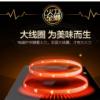 【Midea/美的正品】WK2102多功能电磁炉家用触屏智能定时送双锅