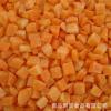 厂家供应 优质冷冻胡萝卜块 绿色食品100%纯天然 物美价廉