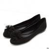 单鞋女春季新款平底浅口小码鞋欧美百搭真皮圆头休闲小皮鞋甜美风